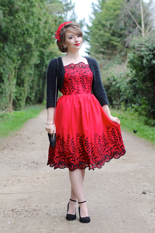 Scarlett dress by Voodoo Vixen review