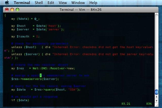 vim editor replacement for sublime text