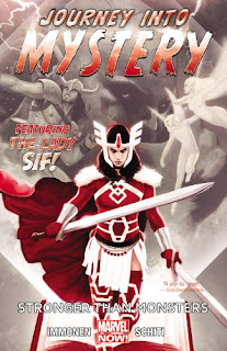 Journey Into Mystery Featuring Sif Vol. 1: Stronger than Monsters
