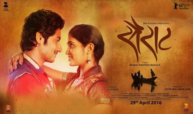 Sairat Film BO Collections and review ratings