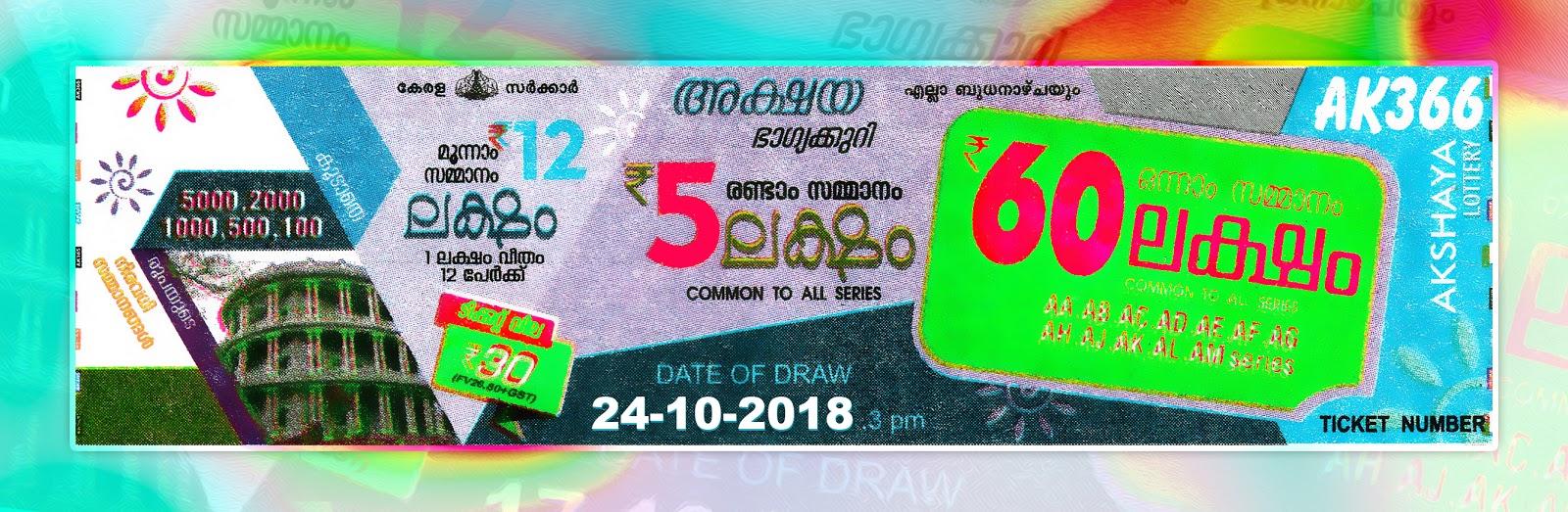 Lotto 24.10.18
