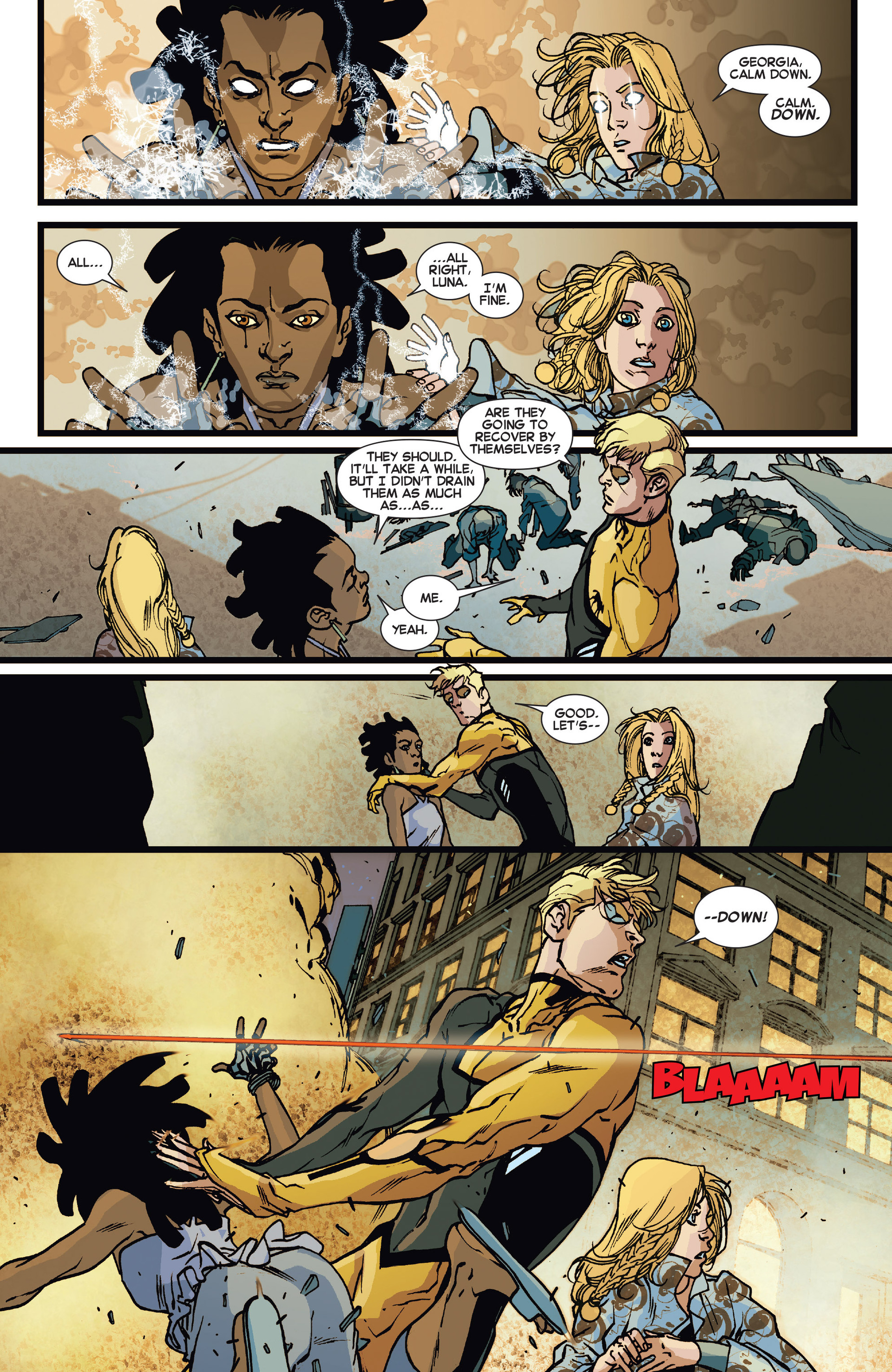 Read online All-New X-Factor comic -  Issue #15 - 12