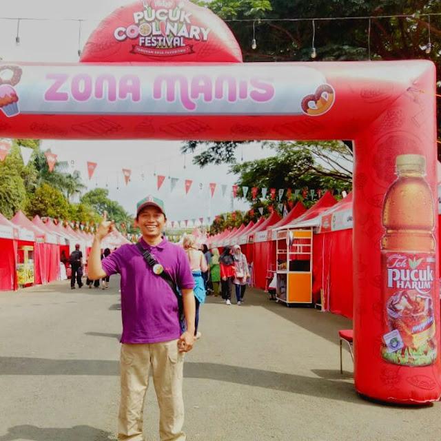 Zona Manis - Kuliner Terbaik Pucuk Coolinary Festival Malang 2018