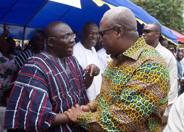 I'm more competent Northerner than Mahama - Bawumia