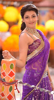 Kajal Aggarwal Pics from movie Khiladi no 150 (20).jpg