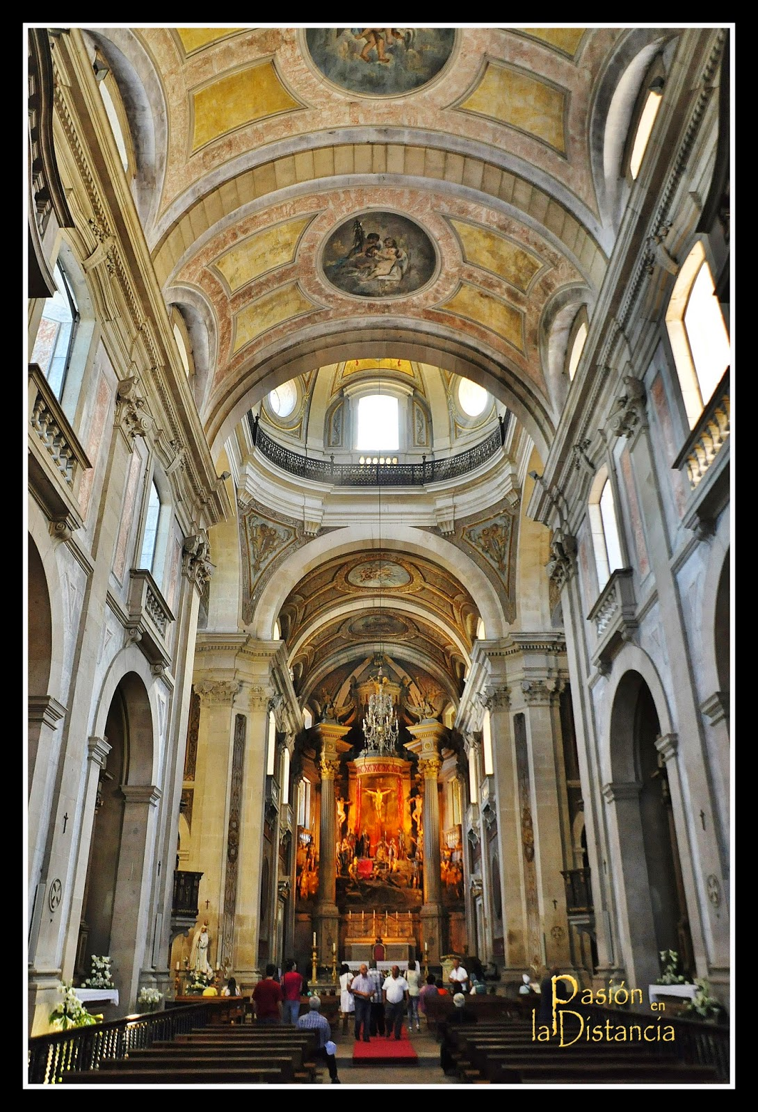 iglesia del buen santo braga portugal