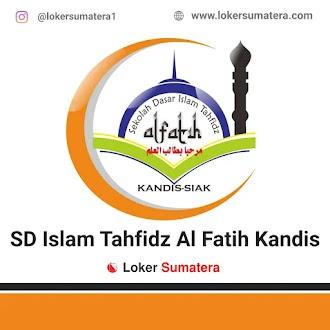 Lowongan Kerja Siak: SD Islam Tahfidz Al Fatih Kandis Juni 2021