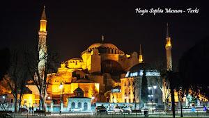 Hagia Sophia Museum,Turkey