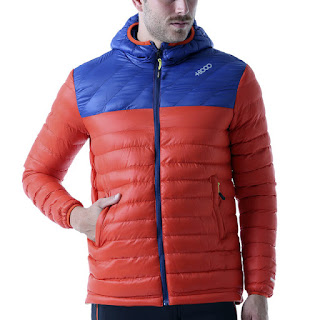 Corte inglés Beceite 8000 anorak abrigo chaqueta