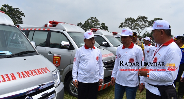 Ambulance Hebat dan KIS Daerah  Resmi Dilaunching