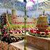 Jelang Haul Tuan Guru Sekumpul Martapura Ke - 14 Wangi Semerbak Bunga