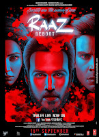 Raaz Reboot 2016 480p Hindi DVDScr Full Movie Download