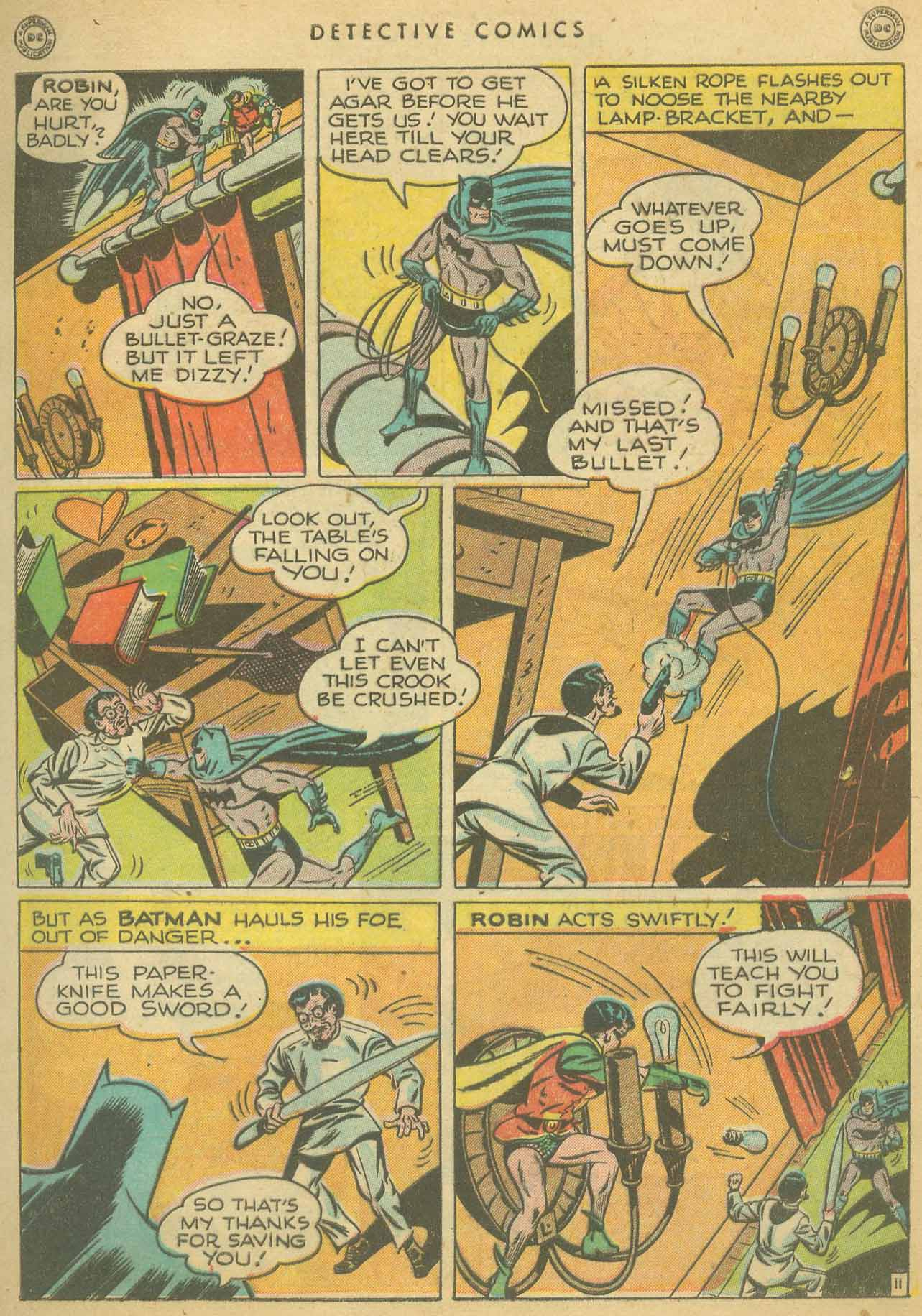 Detective Comics (1937) issue 127 - Page 13