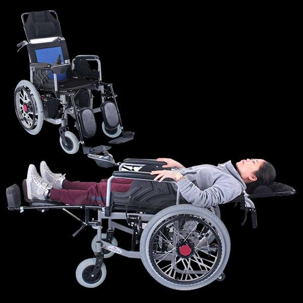 xe lăn điện cao cấp phục hồi chức năng