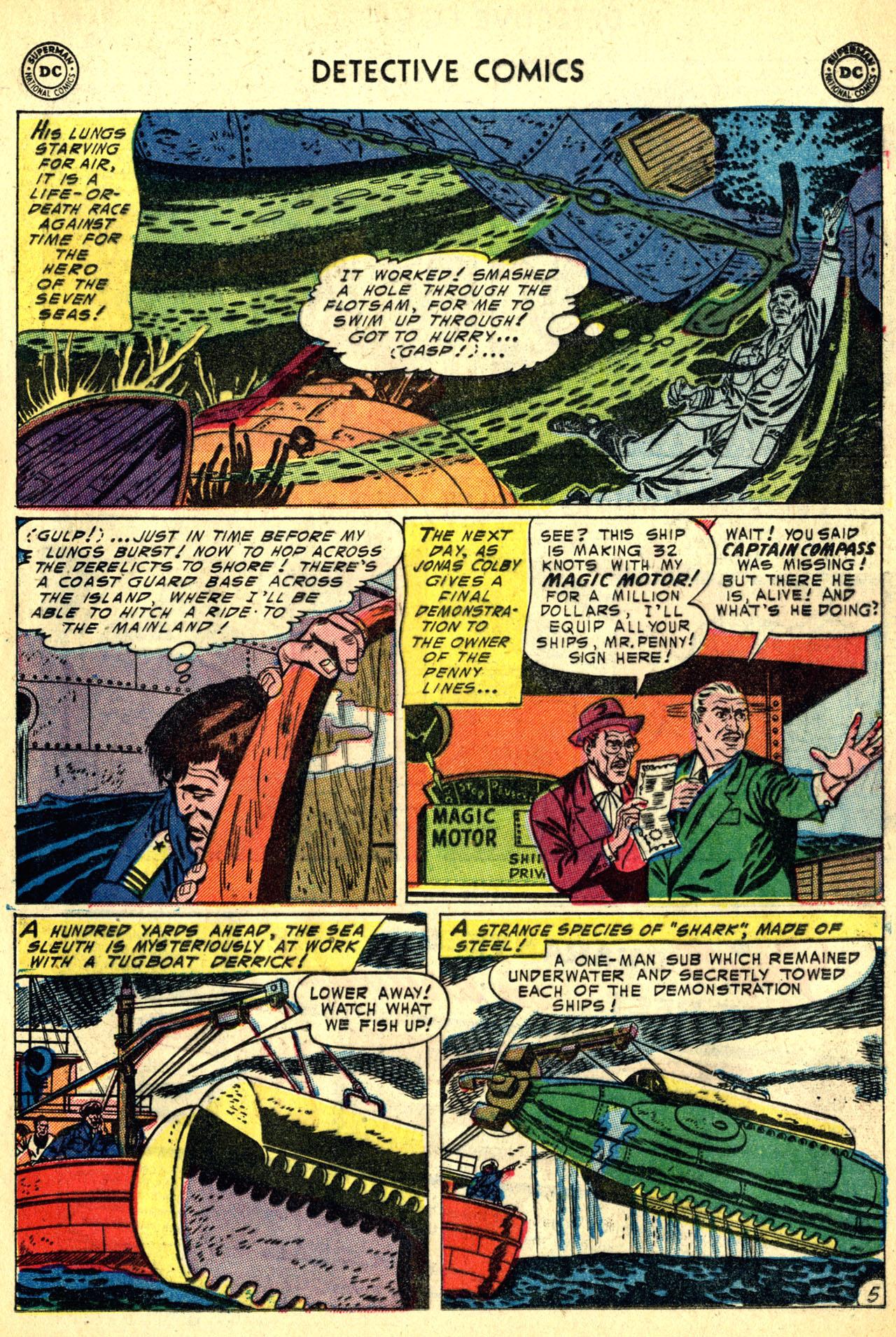 Detective Comics (1937) 208 Page 28