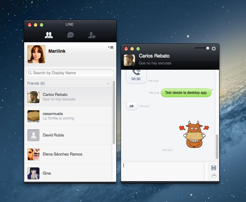 Line App Free Download