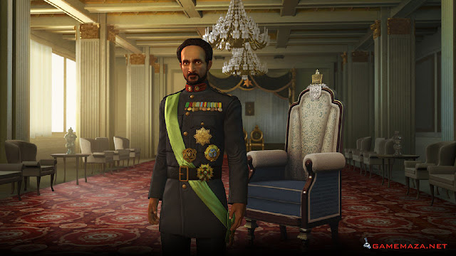 Sid Meier Civilization V Gods and Kings Gameplay Screenshot 5