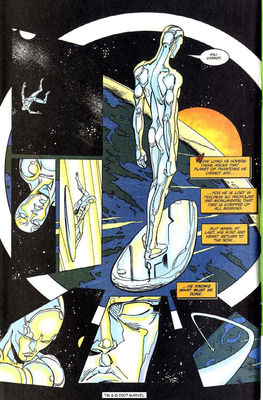 Read online Silver Surfer (1987) comic -  Issue #131 - 10
