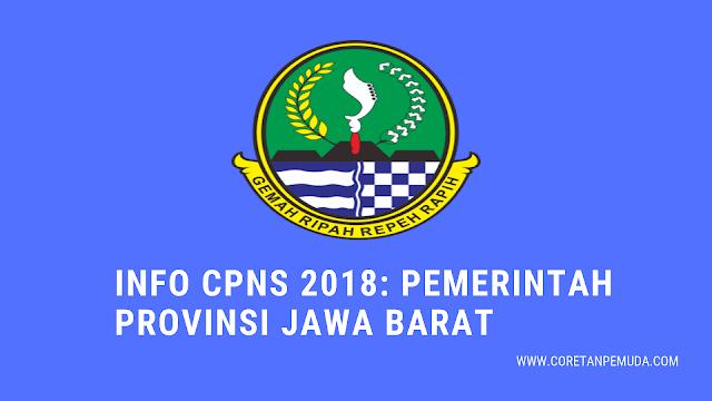 Pengumuman Hasil Tes CAT SKD CPNS 2018 Pemprov Jawa Barat - BKD Jabar