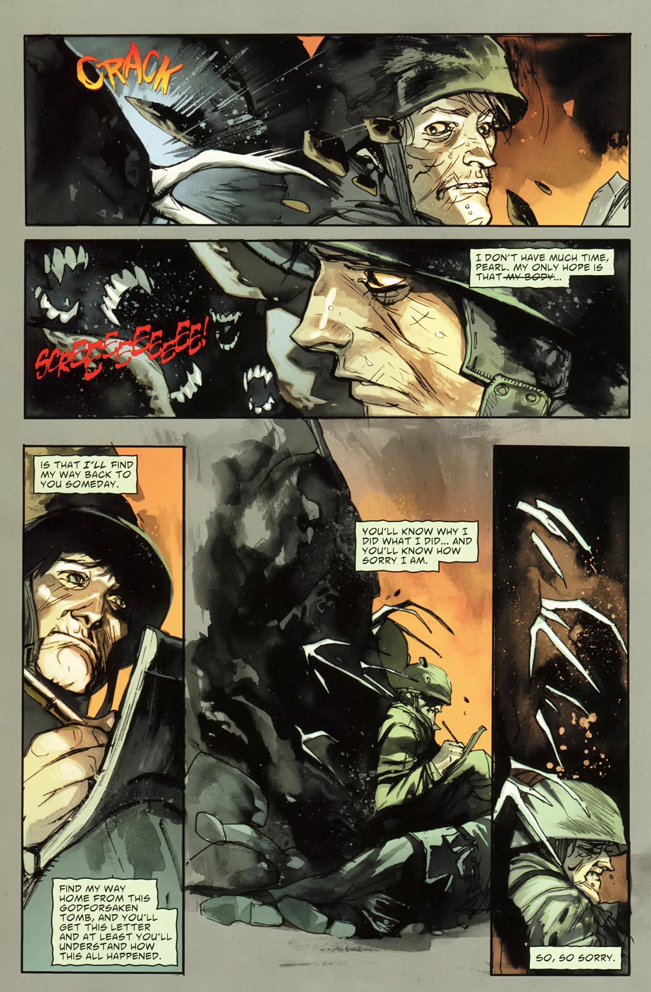Read online American Vampire comic -  Issue #13 - 5