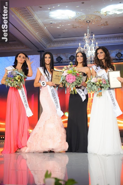 Miss Ukraine Universe 2013 is Olga Storozhenko