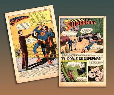 Titulos Superman Novaro Nº 637