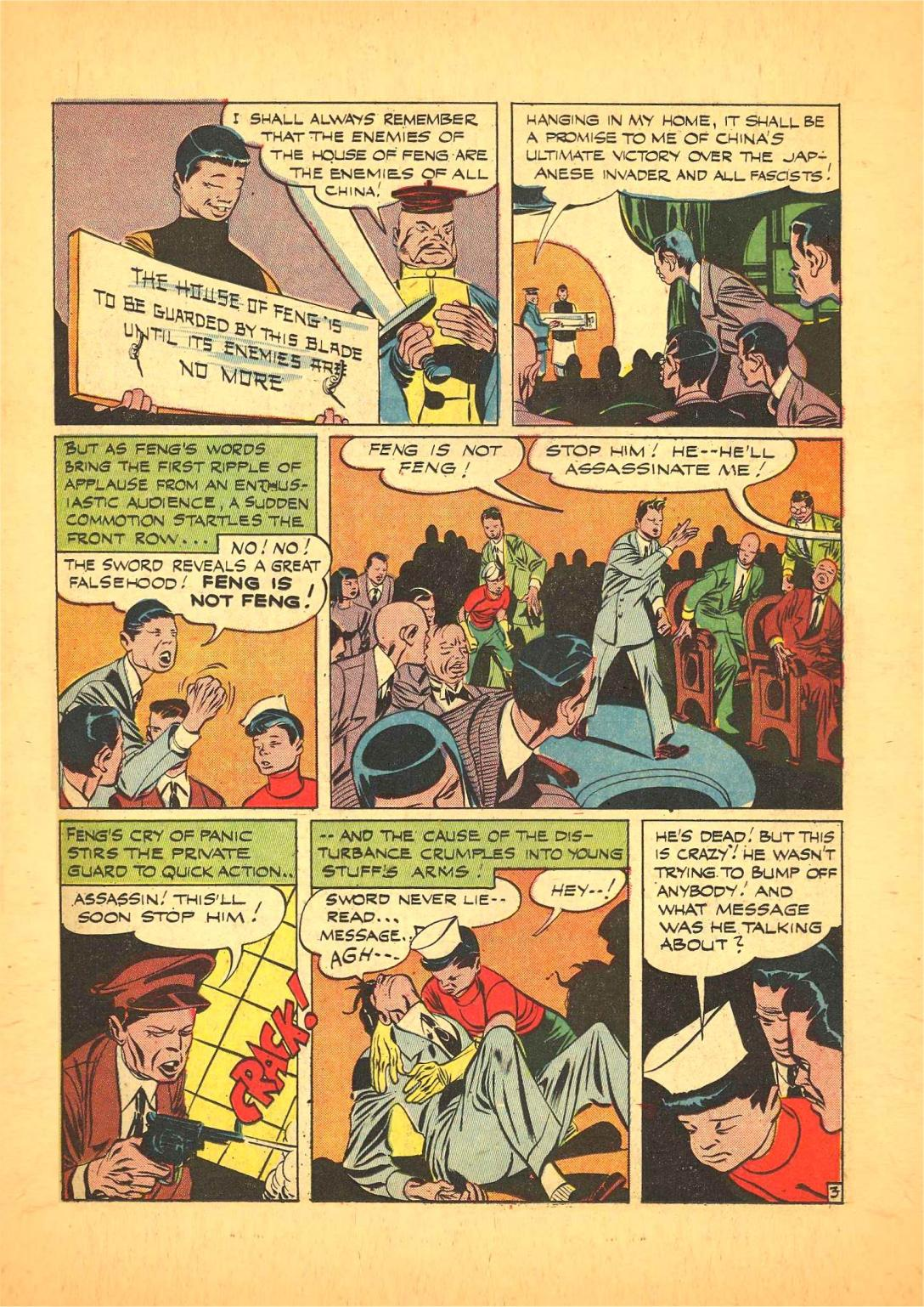 Read online Action Comics (1938) comic -  Issue #66 - 18