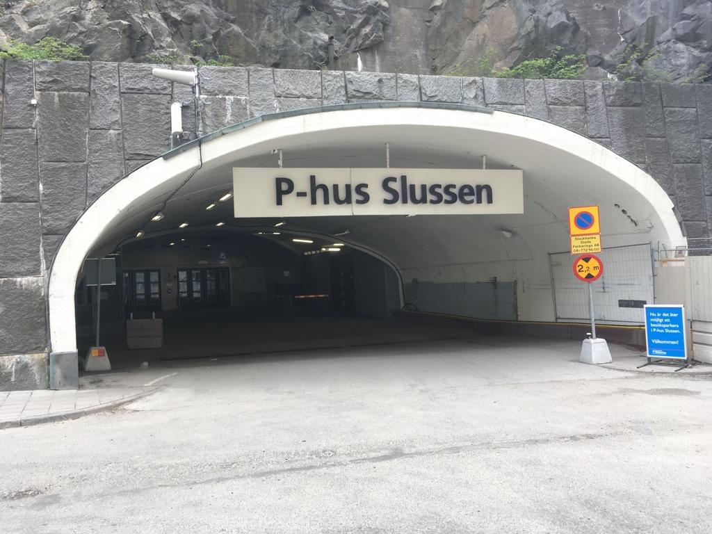 Cornucopia?: Blir Slussens nya bussterminal i Katarinaberget