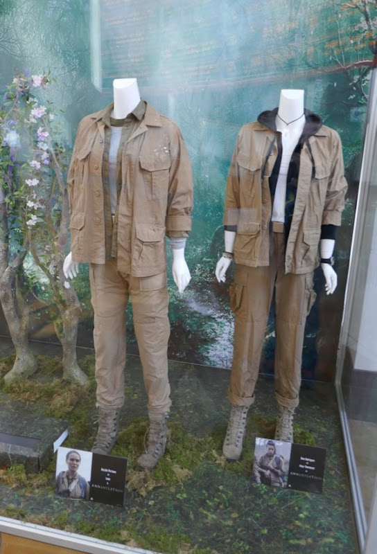 Annihilation film costumes
