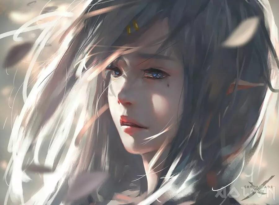 65 AowVN.org m - [ Hình Nền ] Anime Cực Đẹp by Wlop | Wallpaper Premium / Update