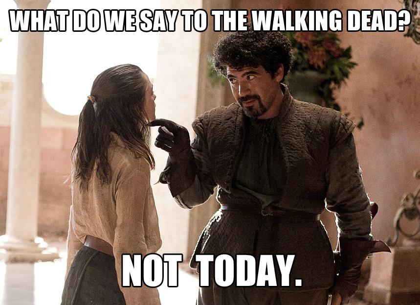 <b>The</b> <b>Walking</b> <b>Dead</b> issues a challenge to <b>Game</b> <b>of</b> <b>Thrones</b> on…