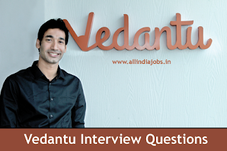 Vedantu Interview Questions