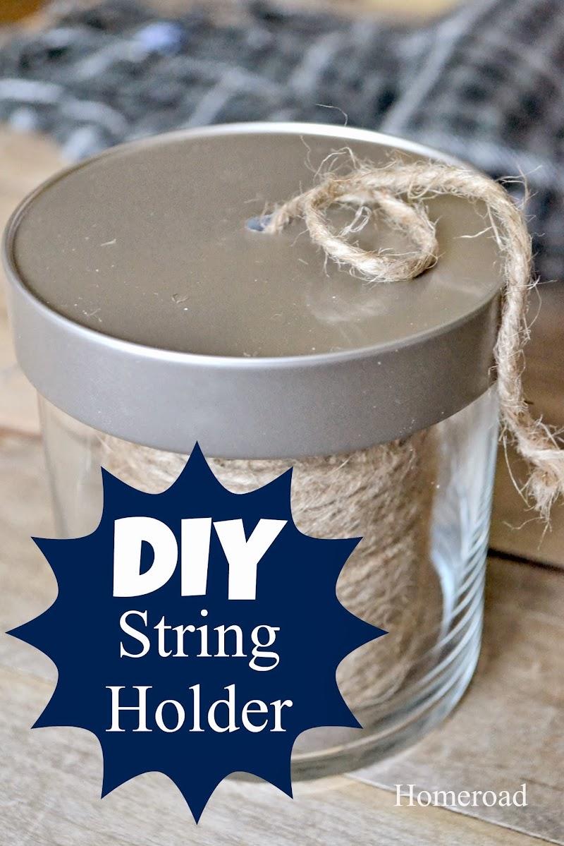 DIY String Holders