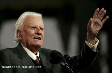 Billy Graham última cruzada evangelística
