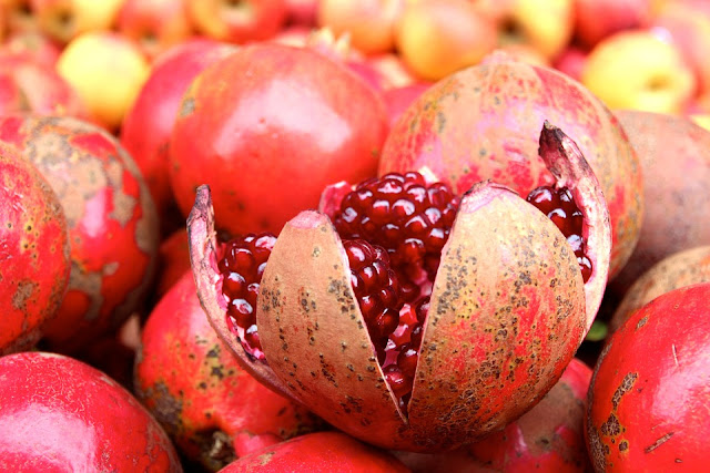 Pomegranate: A Super Fruit