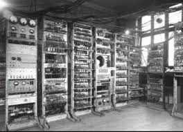First Generation of Computer images