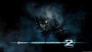 COD Modern Warfare 2 PS3 Wallpaper