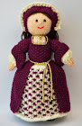 Tudor Doll Knitting Pattern