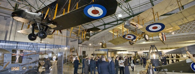 Royal Air Force Museum, London | Morgan's Milieu: Aircraft, medals and uniforms are just some of the things to see at the Royal Air Force Museum.