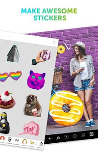 Aplikasi PicsArt Photo Studio Mod V9.1.1 Apk Terbaru