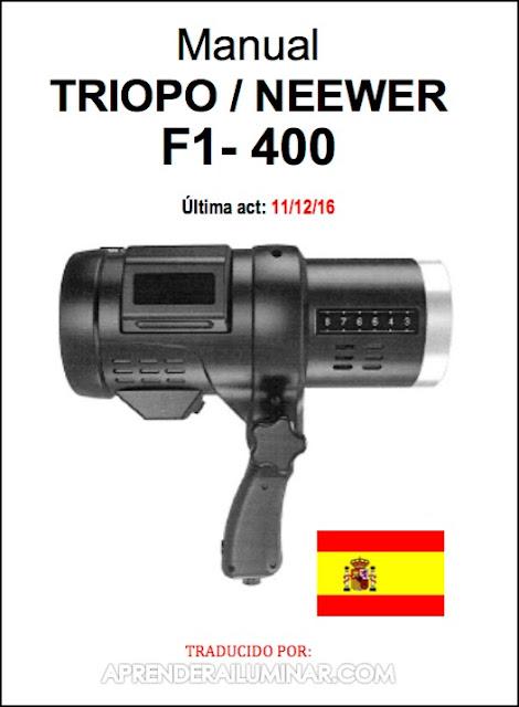MANUAL TRIOPO F1-400 PDF