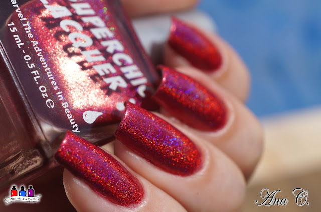 SuperChic Lacquer, Realm of Erotica