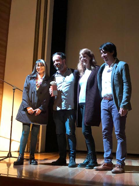 Agujero Negro, película dirigida por Diego Araujo, premiada por el público en el FLACQ 2018