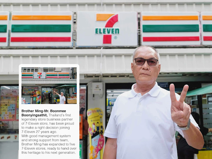 7-Eleven — blessing or curse for Thailand
