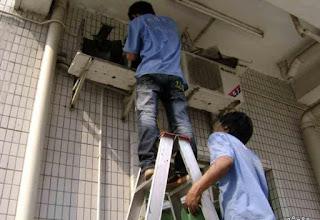 Sửa chữa nạp gas điều hòa Galanz tại Hà Nội