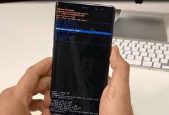 Cara Reset Galaxy  Note 8 yang Frozen 2
