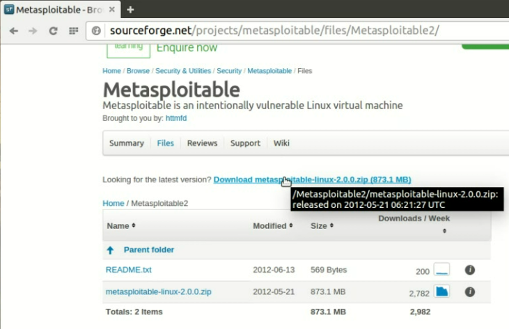 How to install Metasploitable in Ubuntu Virtualbox   ~ The Geeky   Space