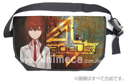 Kurisu Makise Reversible Messenger Bag STEINS;GATE 0 Amadeus