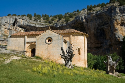 España maldita Ermita de San Bartolomé