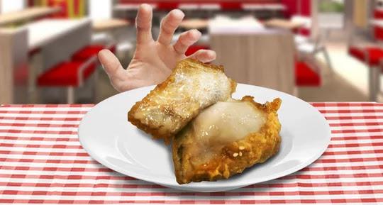 Fakta menarik kulit fried chicken | oh gitu toh